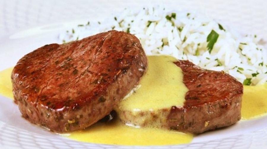 bife-com-molho-de-mostarda