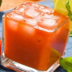 Suco de Tomate Detox Como Fazer