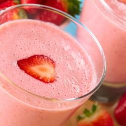 Vitamina de Morango com Goji Berry: Confira como fazer vitamina de morango