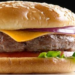 Receita de Hambúrguer Caseiro  Como Fazer Hambúrguer
