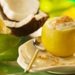 Mousse de Limão Siciliano