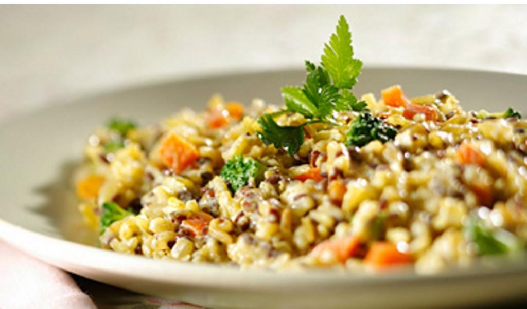 risoto-vegetariano