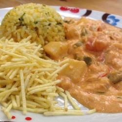 Estrogonofe de Carne de Soja Como Fazer Receita Online