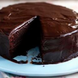 Bolo de Chocolate Fácil Como Fazer