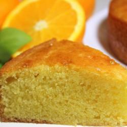 Receita do bolo de laranja