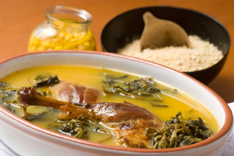 Pato no tucupi - Receita Tradicional do Pará
